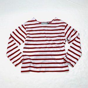 Hublot Striped Long Sleeve T-Shirt Sz 8